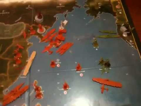 1942 Axis and Allies Strategy part 5