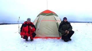 Палатка зимняя для рыбалки нельма 3