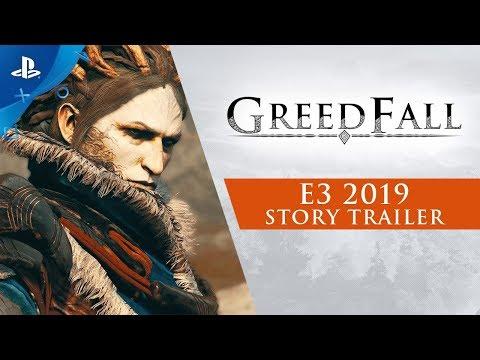 Greedfall - E3 2019 Story Trailer | PS4 thumbnail