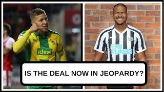 Official: West Brom can't afford Dwight Gayle