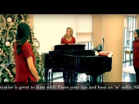 Vocal Warm-Up - Pop Voice Lessons Houston