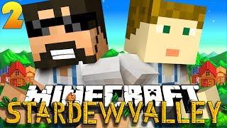 Minecraft: STARDEW VALLEY | SO MUCH GOLD!! #2