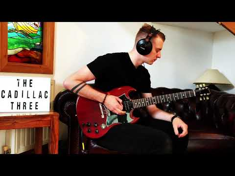 The Cadillac Three - Crackin' Cold Ones With The Boys (Guitar Cover) - CV Music