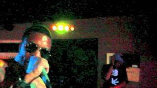 Feeling Myself Performance (Celeb Forever Show @ The Clubhouse, July 20, 2012 Greensboro, NC)