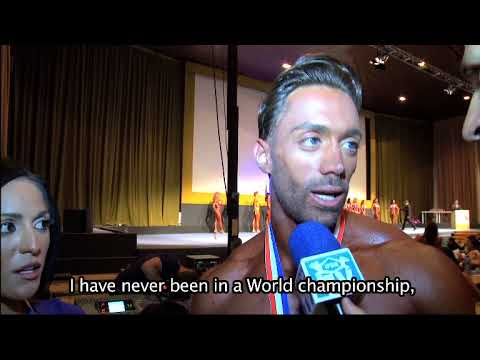 Interview Juan Faro. Overall of Men's Physique Olympia Spain 2015