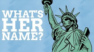 What Is The Lady Depicted In The Statue Of Liberty Called?