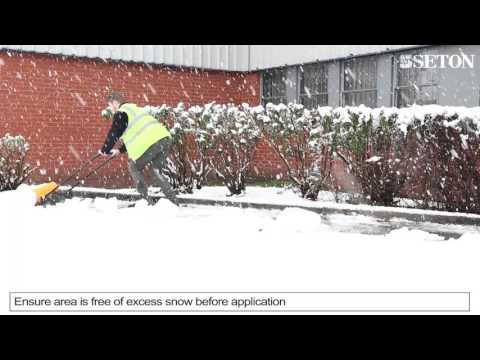Salt Spreader 18KG Winter Xtreme |  Seton UK
