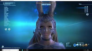 ffxiv shadowbringers benchmark character creation - TH-Clip