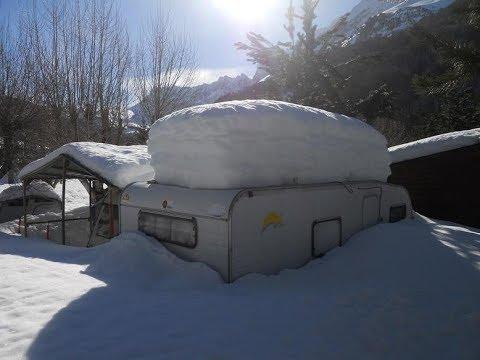 Preparar nuestra caravana para pasar el invierno ( Juan Jose Lozano )