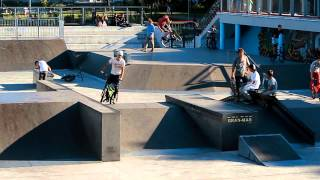 preview picture of video 'BMX and Skate (Kaliningrad)'