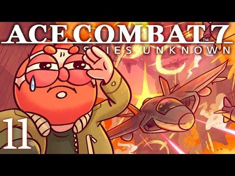 Fleet Destruction | Ace Combat 7: Skies Unknown | Mission 11