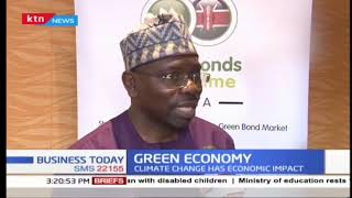 Green Economy : Climate change has economic impact on Africa