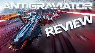 Antigraviator Game Review - EXTREME SPEED Sci-Fi Racing Gameplay