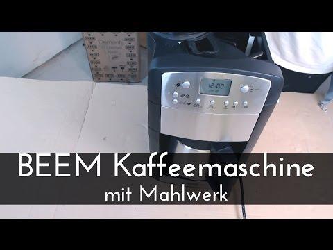 Beem Kaffeemaschine - Koffein Quelle für Nerds