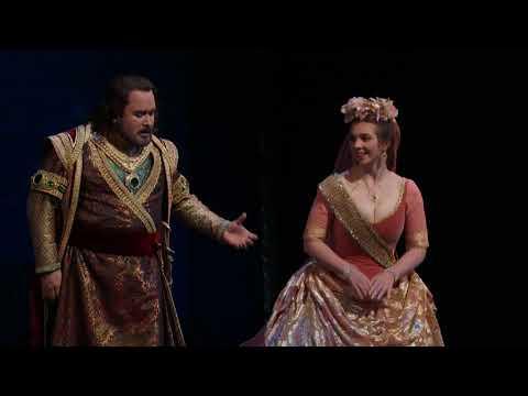 Semiramis en direct du Met Opera - Bande annonce