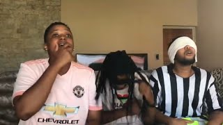 🤞🏾FAMILY REACTS 🤞🏾to SANTI   RAPID FIRE (OFFICIAL MUSIC VIDEO) FT SHANE EAGLE & AMAARAE