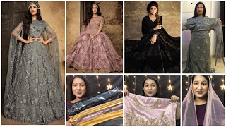 Best Affordable Anarkali Dresses Available In India / Liinara EthnicWear Online Shopping Review Demo