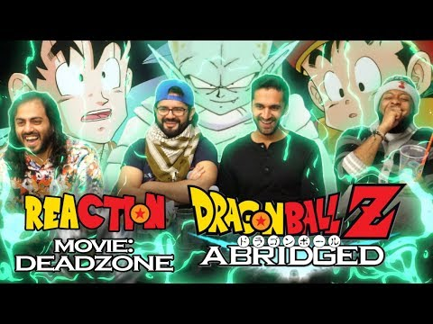 Dragon Ball Z Abridged - Dead Zone - Group Reaction