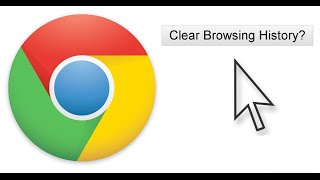 How to view and clear browsing history on Chrome