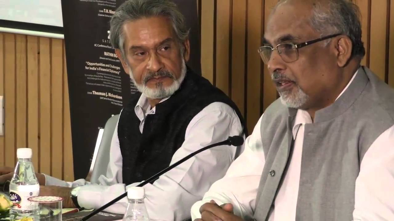 SNU-IIC Lecture Series 2015: Dimensions of Interaction between Rural and Urban India - Full Video