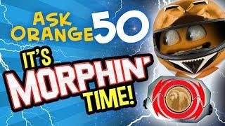 Annoying Orange - Ask Orange #50: It's Morphin' Time!