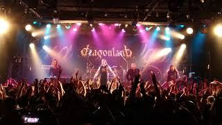 Dragonland - The Black Mare - Live At Evoken festival 2018