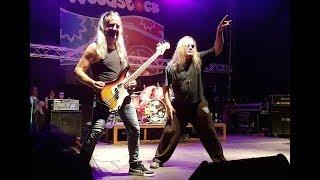 Ozzy Osbourne Tribute - Mr Crowley, 5.8.2017 Hanácké Woodstock, Velká Bystřice, CZ