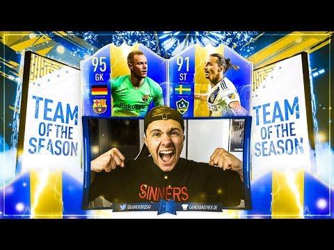 FIFA 19: XXL TOTS Lightning Round PACK OPENING ESKALATION