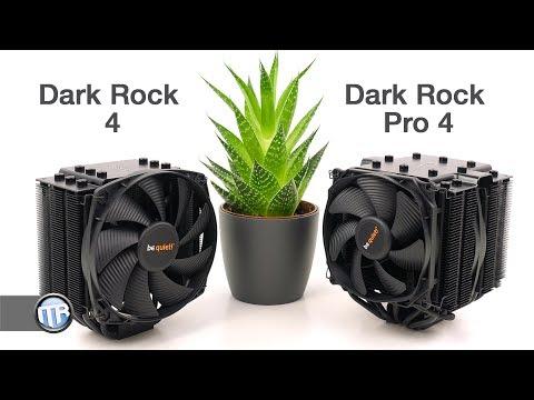 Neue HighEnd Luftkühler von be quiet! - Dark Rock 4 & Dark Rock Pro 4