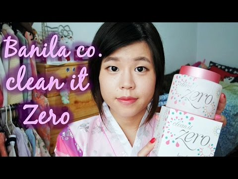 Clean It Zero 3-in-1 Cleansing Balm Purifying by banila co #7