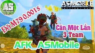 [Garena Free Fire] AFK_ASMobile Xử Lý Tình Huống | AS Mobile