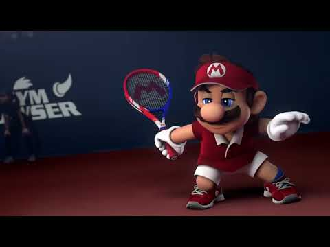 Видео № 0 из игры Mario Tennis Aces [NSwitch]