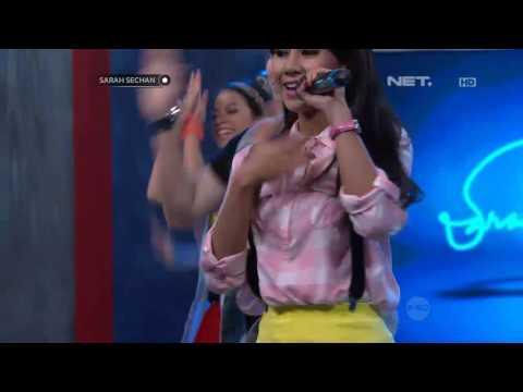 Anisa Rahma - Menari Bersama Bintang ( Live at Sarah Sechan)