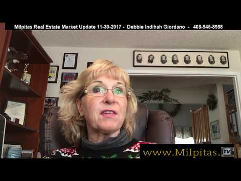 Milpitas Real Estate Market Update 11-30-2017