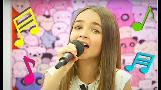 "ANGELINA CHANTE ""J'ENVOIE VALSER"" ❤️ [THE VOICE KIDS]"