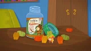 Фиксики - О витаминах