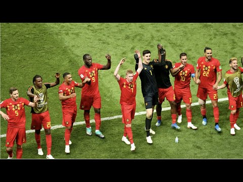 Belgium ● THE GREAT JOURNEY - World Cup 2018