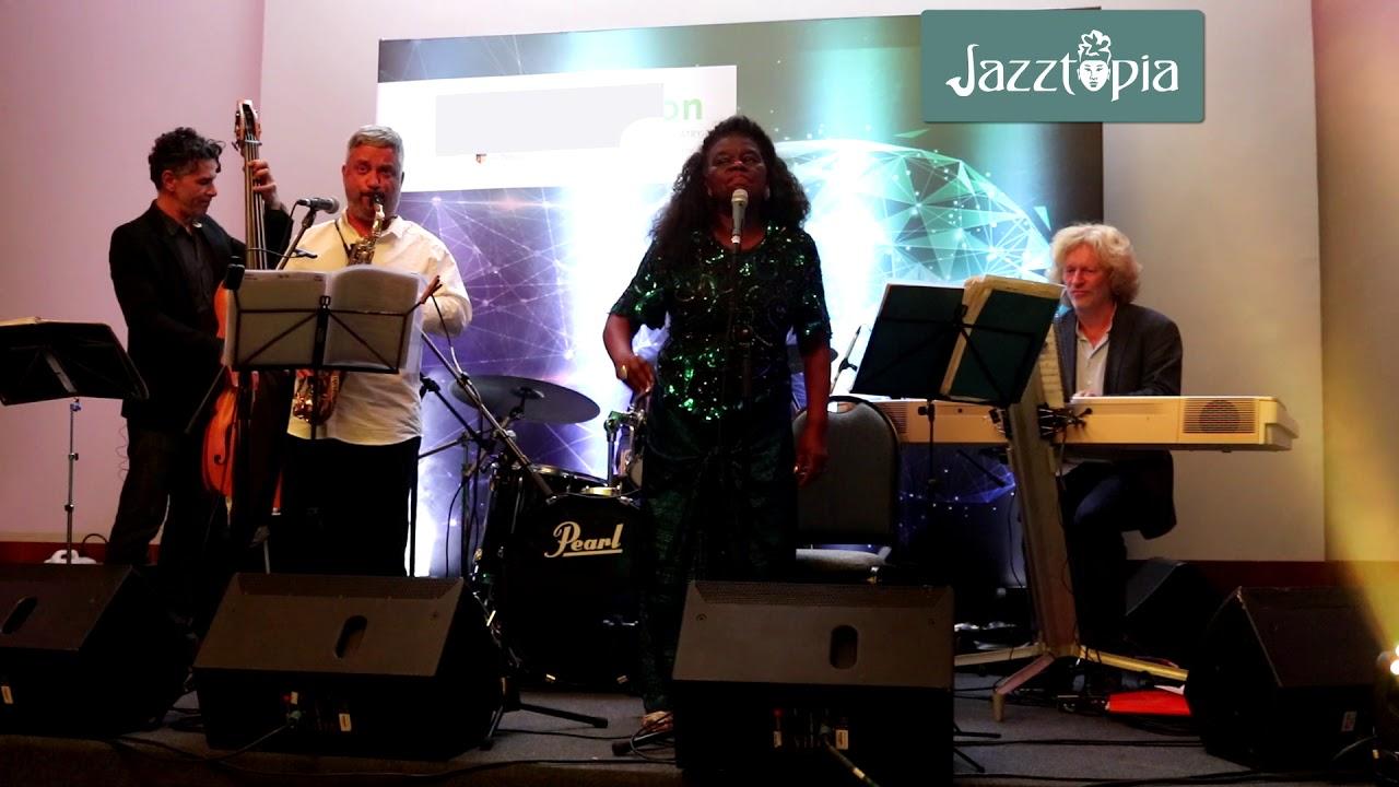 Mariuza com Jazztopia