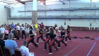 2014 Team Red Dragon Performance @ USA National Karate Championships