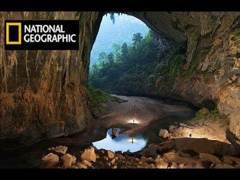 Самая большая пещера в мире / The World'
