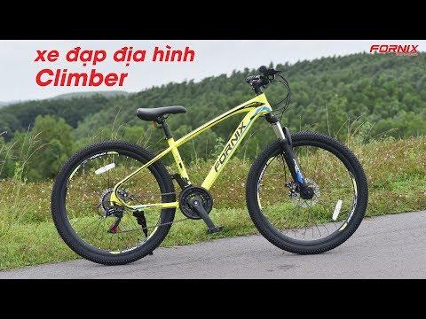 Đánh giá xe đạp địa hình Fornix Climber