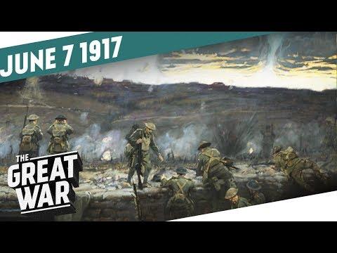Bitva o hřeben Messines - Velká válka