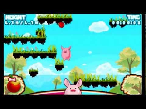 Vídeo do Dash up! : Jumping pig