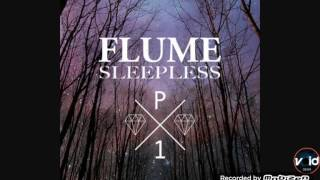 Flume - Sleepless (Bass Boosted)