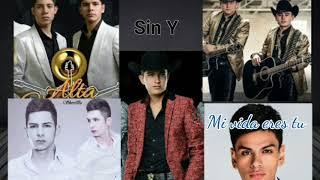 Mix: Alta Consigna, Los Plebes Del Rancho, Virlan Garcia, Crecer German, Ulises Chaidez