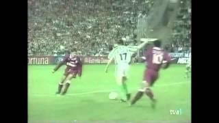 Betis 2 - Albacete 3. Temp 95/96. Jor. 33