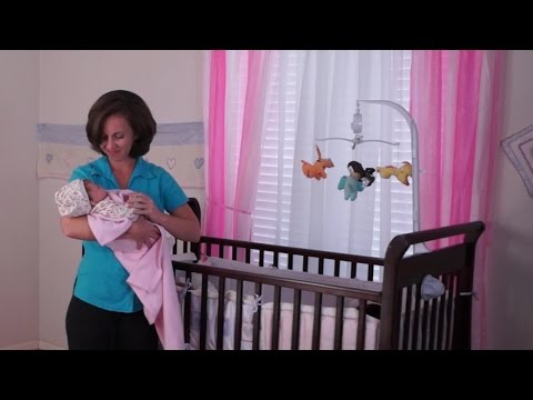 Crib Safety Video Image