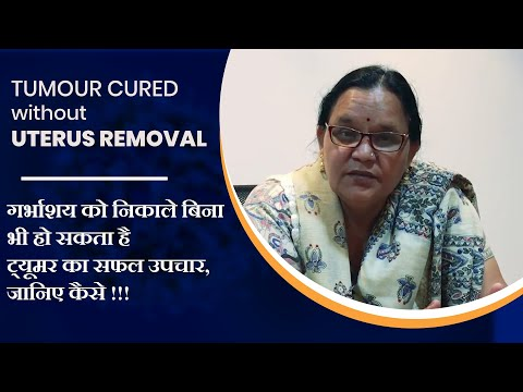 Uterus Cancer successfully cured by Cancer Healer Center