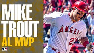 Your AL MVP: Mike Trout | Angels Star balls out with 45 HRs, 1.083 OPS in 2019