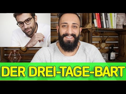 DER PERFEKTE 3 TAGE BART 👌  | BARTSTYLES | BARTMANN